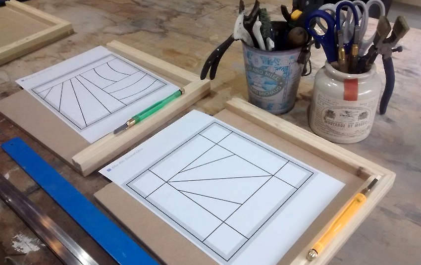 stained glass templates